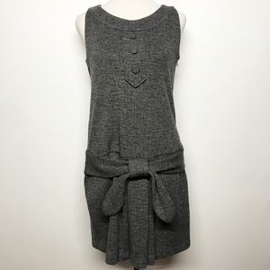 Tibi Wool Mini Dress - Size 4